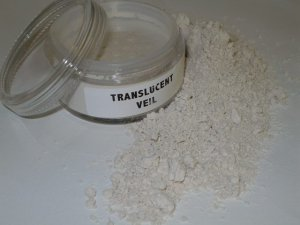 Mineral Makeup Veil Translucent Full Size Jar