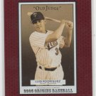 "05 UD Origins Red Luis Rodriguez ""Old Judge"" Parallel Card #71/99"