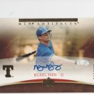 Micheal Young 05 MLB Artifacts AUTO Facts 377/599