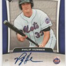 Phil Humber 05 UD Trilogy Auto Generations Future Signatures 16/35
