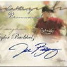 Taylor Buchholz 05 Topps Gallery Auto Autograph
