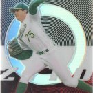 Barry Zito 05 Topps Finest Refractor Parallel Card # 336/399