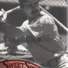 Dwight Evans 05 Sweet Spot Classic #25 Redsox