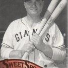 Johnny Mize 05 Sweet Spot Classic #48 Giants