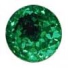 2.25mm AAA Emerald Round