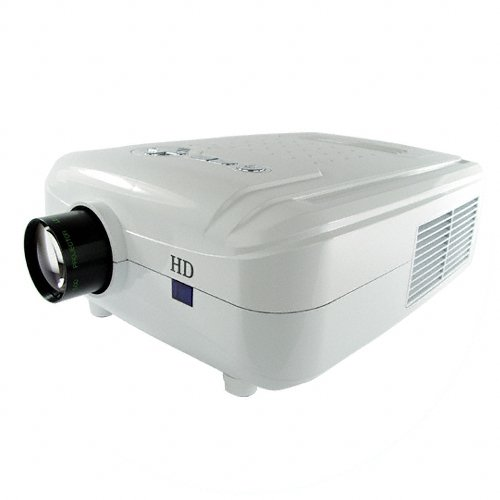 Free Worldwide Shipping - Home Theatre LCD Projector w/ HDMI and DVB-T