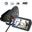 1080P Super HD Video Camera w/ 5x Optical, 10MP CMOS