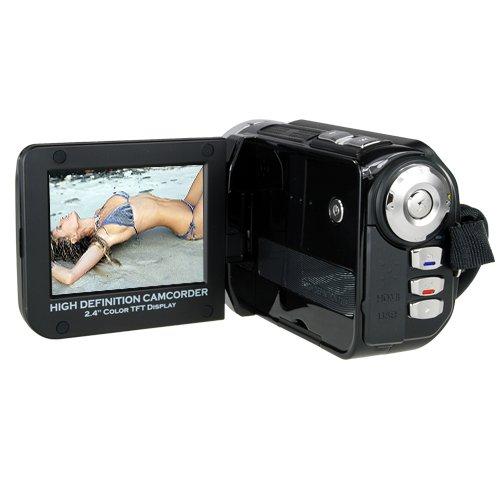 Handheld HD Digital Camcorder - 5M Pixels 720P HD DV