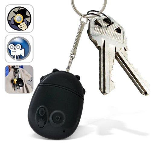 4GB Keychain DVR Camcorder - 1.2M Pixels Key Chain Hidden Camera