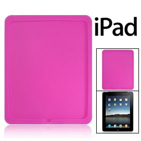 Silicone Protective Case - Textured Back Silicone Skin Cover for IPad