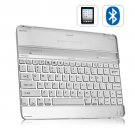 iPad 2 Ultra Thin Bluetooth Keyboard Case - Screen Protective Cover