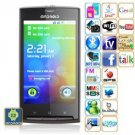 "TianXing A8000 - Android 2.2 Cell Phone - Quad Band 3.8"" Phone - GPS TV"