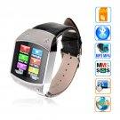 K820 Global Cell Phone Watch - Quad Band Touch Screen Watch Phone