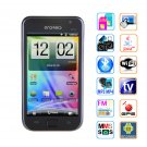 Tian Xing X19i 3G GPS Cell Phone - 4.1 inch Android 2.3 Smartphone - Dual Mode WCDMA +GSM