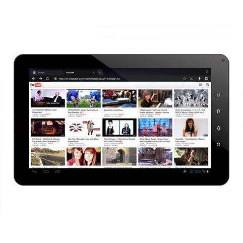 Ployer MOMO15 Android 2.3 Tablet PC - Capacitive 2160P Pad - Support 3D Video - 8GB