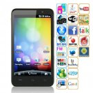 "Changjiang HD7 GPS 3G Phone - Capaciitve 4.3"" Android 2.3 Cell Phone - Dual SIM Standby"