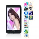 "A9220 Capacitive 5"" Android 2.3 Cell Phone - 3G GPS Dual SIM Phone"