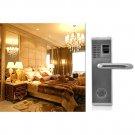 Biometric Deadbolt Access Controls System - Fingerprint Door Lock - Left Pull