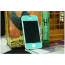 iPhone 4 / 4S Screen Protective Skin - Double Guard Film - Green