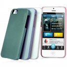 Capdase Karapace Jacket Pearl iPhone 5 Protective Case - Green