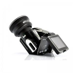 16MP Digital Video Camera Camcorder w/ Optical Telescope Zoom, Wide-angle Lens