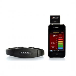 a168c128102 KYTO HR-2920 Exercise Heart Rate Monitor for iPhone 4S   5 and ...