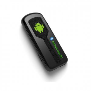 UG007 Android 4.1 Mini PC - 8GB Dual Core 1.6GHz HDMI TV Dongle Stick - Black