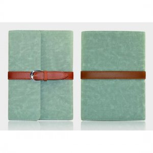 Flip Stand Leather Case For iPad Mini - Green