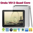 ONDA V813 Tablet PC - 8 Inch  Android 4.1 Allwinner A31  Quad Core
