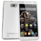 "Android 4.2 Big Screen Cell Phone - 6""  Dual SIM Cards  MTK MT6589 Quad Core Phone Bluetooth WiFi 3G"