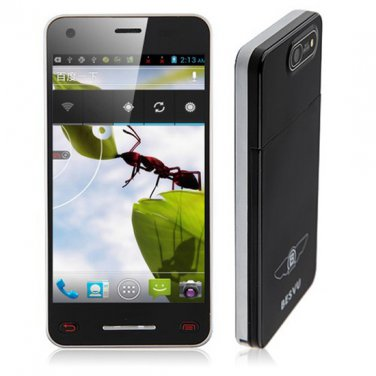 """Star V980  Android 4.0 Cell Phone - 4.0""""  Dual SIM Cards MT6577 Dual Core  Phone WiFi Bluetooth GPS"""