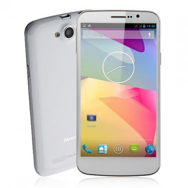 """Newman K2   Android 4.2 Cell Phone - 5.5""""  Dual SIM Cards MTK6589T Quad Core Phone WiFi GPS"""