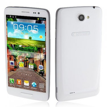 """iNew i3000  Android 4.2 Cell Phone -  5 """"  Dual SIM Cards  MTK6589 Quad Core Phone WiFi  GPS"""