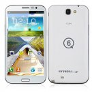 "Dual SIM Cards  Android 4.2 Cell Phone -  6 ""  MTK6589  Quad Core Phone WiFi GPS"