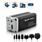 B9000 9000mAh Battery charger for  phone,  iPad, Samsung Galaxy Tab  Portable Battery Bank