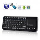 BT-K120 QWERTY Bluetooth  Mini Keyboard  -  Wireless  Keyboard  Laser  Pointer for  iPhone iPad