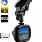 2.7 Inch 1080P HD Car Dvr  - 30 FPS 16X Digital Zoom Night Vision Driving Video Recorder