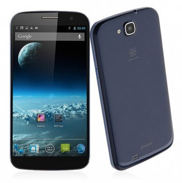 ZOPO ZP990 Android 4.2 MTK6589T Quad Core Phone  - 6 Inch Dual Sim Card  Wifi Bluetooth GPS