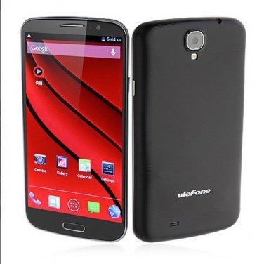 Ulefone U650 6.5 Inch Dual SIM Card Android 4.2 Cell Phone -  MTK6589T Quad Core Phone WiFi