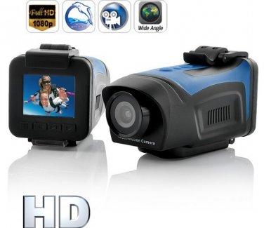 30 FPS  1080P HD  Sports Action Camera  -   Xdreme HD Waterproof Camcorder  HDMI