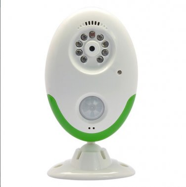 Wholesale G580 Quad Band IR Night Vision Security Camera  -   Two-Way Audio GSM Cam