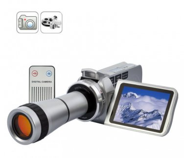 Wholesale 30 FPS  Flip Screen Digital Camcorder -  3 Inch 720P HD Video Camera