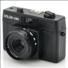 Wholesale Holga Black Corner Effect Plastic Cam  -  135BC 35mm Film Camera