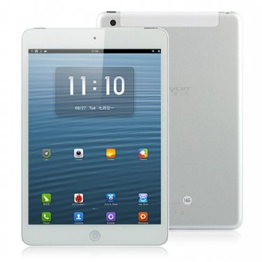 Soulycin S79  Tablet PC  -   7.9 '' Android 4.2.2  MTK8389  Quad  Core  1GB+16GB   Wifi