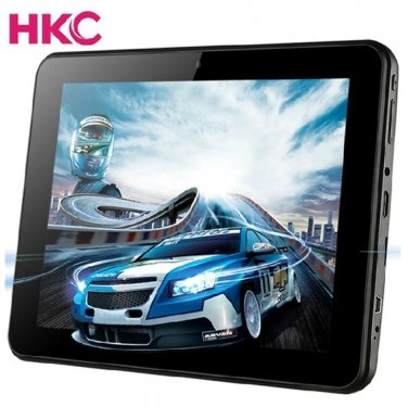 HKC S86 Tablet PC -  8 Inch Android 4.0 Pad AML8726-MX  Dual Core 1GB+8GB  HDMI