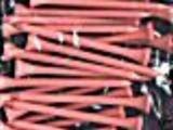 """500  3  1/4"""" golf tees  -  Pink"""