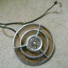 vintage vehicle clock