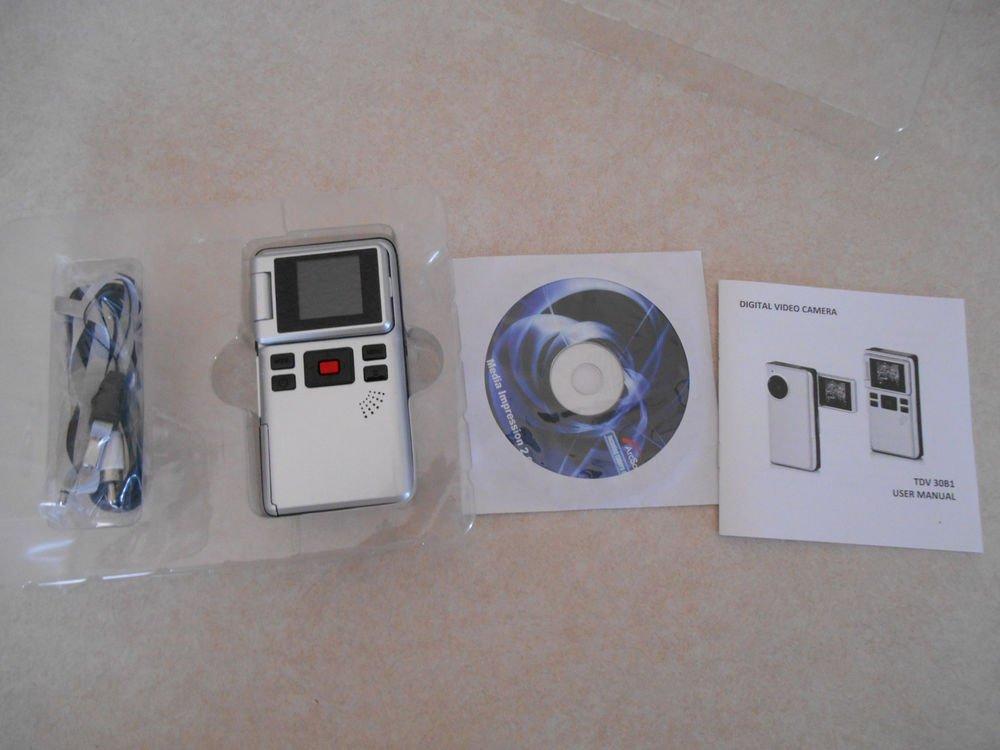 Digital Video Camera TDV 30B1