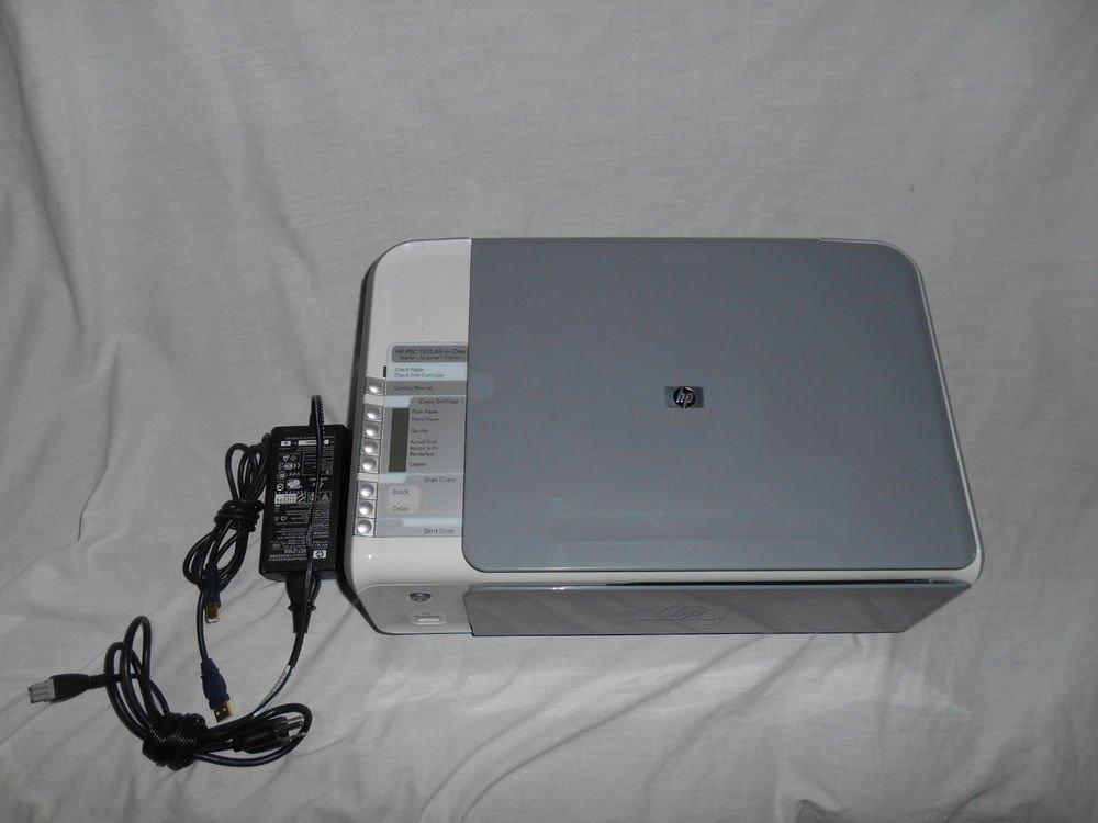 HP Deskjet 1510 All-In-One Inkjet Printer