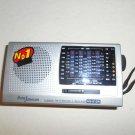Borg Johnson 12 band FM/TV/MW/SW shortwave receiver HS-912R